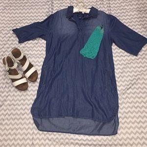 Dresses & Skirts - Bandolino Chambray/Denim Dress